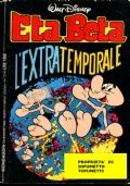 ETA BETA L'EXTRATEMPORALE  i classici di Walt Disney num. 84