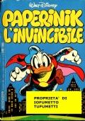 PAPERINIK L'INVINCIBILE   i classici di Walt Disney num. 83