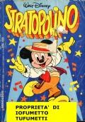 STRATOPOLINO   i classici di Walt Disney num. 74