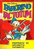 PAPERINO FACTOTUM   i classici di Walt Disney num. 71