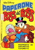 PAPERONE BOSS DEI BOSS   i classici di Walt Disney num. 70