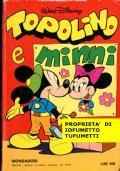 TOPOLINO E MINNI  i classici di Walt Disney num. 24