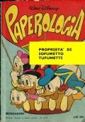PAPEROLOGIA  i classici di Walt Disney num. 22