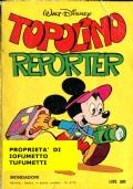TOPOLINO REPORTER  i classici di Walt Disney num. 18