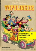 TOPOLINEIDE  i classici di Walt Disney num. 15