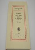 Cino da Pistoia giurista. Gli stritti del 1881 e del 1910-1911