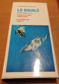 Lo squalo splendido selvaggio del mare