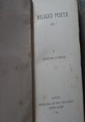 LIBRI ANTICHI & D'EPOCA: RELIGIO POETAE (COVENTRY PATMORE) - LONDRA 1893
