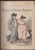 PROPOS D'AMES SIMPLES