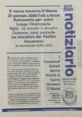 COMUNICAZIONE ANTAGONISTA Mensile della Toscana antagonista n. 3 gennaio 1998