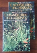 IL GRANDE LIBRO DELL' ACQUARIO - 2 volumi