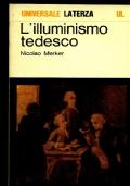 L'ILLUMINISMO TEDESCO ETA' DI LESSING