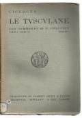 Le tusculane - parte I, libri I-II