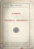Elementi di metrica oraziana