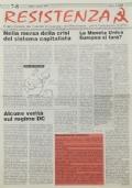RESISTENZA Foglio mensile dei Comitati di Appoggio alla Resistenza per il Comunismo (CARC) - Anno 4 30/9/97