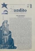 MESSAGGI DI SALUTO DEI PARTITI COMUNISTI ED OPERAI E DEI MOVIMENTI MARXISTI-LENINISTI AL QUINTO CONGRESSO DEL PARTITO DEL LAVORO D'ALBANIA Tenuto a Tirana dal 1 all'8 Novembre 1966