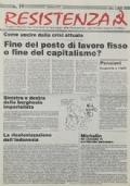 RESISTENZA Foglio mensile dei Comitati di Appoggio alla Resistenza per il Comunismo (CARC) - Anno 4 2/7/97
