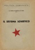 IL SISTEMA SOVIETICO