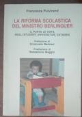 La riforma scolastica del ministro Berlinguer