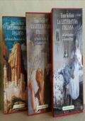 La letteratura italiana (Vol. 1+2+3)