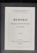 MEMORIE DELL ACCADEMIA IMPERIALE DELLE SCIENZE E BELLE ARTI DI GENOVA-1809-ANASTATICA-VOL.II