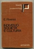 INDIVIDUO, SOCIETA', CULTURA