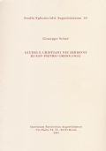 Giudei e cristiani nei sermoni di San Pietro Crisologo