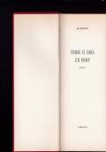 LA DIVINA COMMEDIA   COMMENTATA DA MANFREDI PORENA, VOL. III - PARADISO