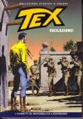 Tex 170 - Fuga nella palude - Collezione storica a colori