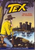 Tex 28 - Duello al tramonto - Collezione storica a colori