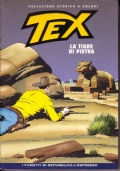 Tex 26 - Terra bruciata - Collezione storica a colori