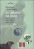 PSICOLOGIA DA TASCA. BREVE VIAGGIO NELLA STORIA DELLA PSICHE