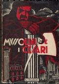 Mussolini e i Cesaari.Giovanni Viganoni.1933/XI.Edizioni Ultra Milano