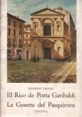 EL RICO DE PORTA GARIBALDI - LA GESETTA DEL PASQUIROEU