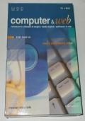 COMPUTER & WEB N.3 ECDL BASE III FOGLIO ELETTRONICO EXCEL LIBRO + 2 CD-ROM