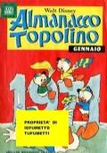 ALMANACCO TOPOLINO serie oro n. 169
