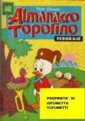 ALMANACCO TOPOLINO serie oro n. 170