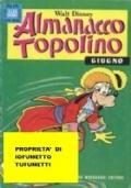 ALMANACCO TOPOLINO serie oro n. 210