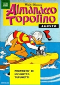ALMANACCO TOPOLINO serie oro n. 212