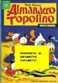 ALMANACCO TOPOLINO serie oro n. 215