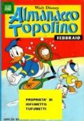 ALMANACCO TOPOLINO serie oro n. 194