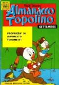 ALMANACCO TOPOLINO serie oro n. 201