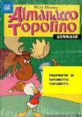 ALMANACCO TOPOLINO serie oro n. 181