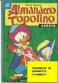 ALMANACCO TOPOLINO serie oro n. 188