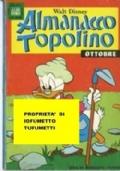 ALMANACCO TOPOLINO serie oro n. 190