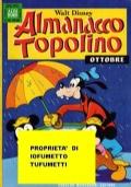ALMANACCO TOPOLINO serie oro n. 226