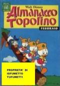 ALMANACCO TOPOLINO serie oro n. 206