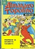 ALMANACCO TOPOLINO serie oro n. 207