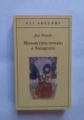 Manoscritto ritrovato a Saragozza