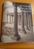 Il grande altare di marmo di Pergamo